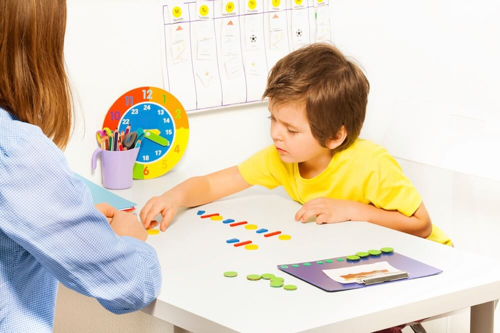 We offer ABA Services, like applied behavior analysis & behavior treatment. Our behavior technicians under a Behavior Analyst provide 1:1 Individualized Instruction.